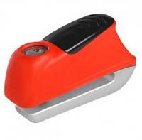 Замок на тормозной диск ABUS 350 Trigger Alarm Red