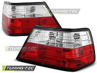 Задние фонари тюнинг оптика Mercedes W124 sedan