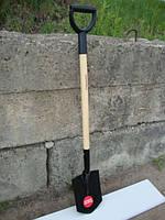 Лопата штыковая с острым лезвием (64s)
