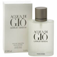 Мужская туалетная вода giorgio armani acqua di gio (джорджио армани аква ди джио) 100 мл