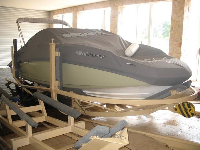слип для лодки в москве