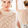 Женские теплые свитера