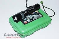 Тактический фонарь Police BL8628 20000W + универсальное крепление