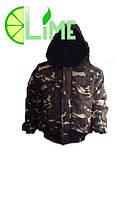 Куртка зимняя с капюшоном, Hunter