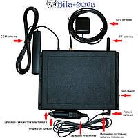 Мобильная система GSM/GPS KCK-1 для охраны перевозимого груза