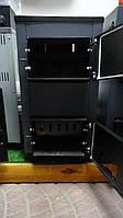 Котел твердотопливный комбинированный с плитой (комфоркой) ProTech ТТП-12с (12Квт, отопление до 90м/кв)