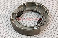 """Колодки тормозные задние к-т(2шт., барабан) 12"""", 13"""" для китайских скутеров 125-150 кубов"""
