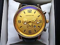 Наручные часы Montblanc gold 346