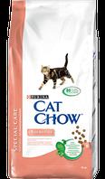 Корм для котов Cat Chow Sensitive 15кг