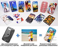 Печать на чехле для Motorola MB526 Defy+ (Cиликон/TPU)