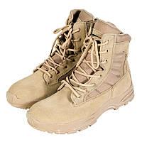 Ботинки Westrooper №70-1423 замша беж (р43)