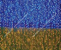 Гирлянда внешняя CURTAIN 288LED 1.5x1m синий желтый