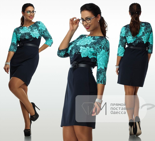 Красивые платья 50 52 размер
