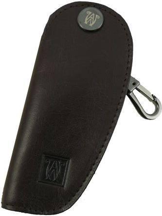 Кожаная ключница WANLIMA (ВАНЛИМА) W50090230086-coffee