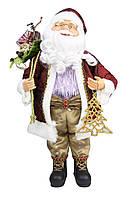 Дед Мороз с елочкой 46 см