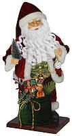 Дед Мороз с часами 46 см