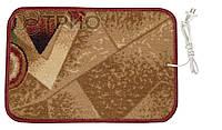 Коврик с подогревом в ковролине
