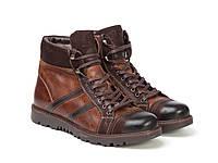 Мужская молодёжная обувь. Ботинки спортивные. Зима.