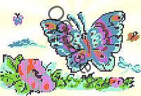 Схема для вышивки бисером «Бабочки»