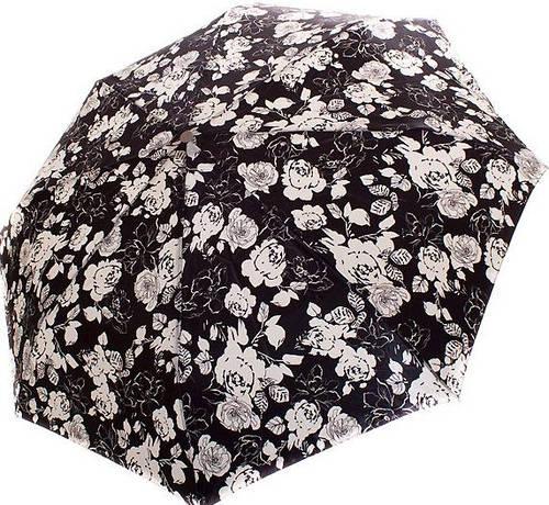Женский изумительный автоматический зонт DOPPLER (ДОППЛЕР) DOP74665GFGGZ-3 Антиветер!