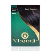 Chandi - Краска для волос. Серия органик. Черный - 100 г ( EDP40805 )