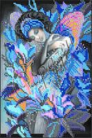 Схема для вышивки бисером «Лунная фея»