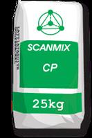 Штукатурка цементная SCANMIX CP 25 кг