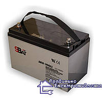 Акумуляторна батарея Sbat SB 12-100LL, фото 1