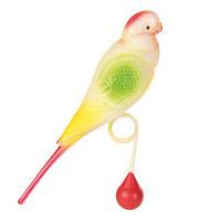 Попугайчик с грузом Trixie 15см.
