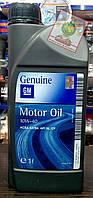 Полусинтетическое моторное масло GM Genuine 10W40 / емкость 1л.