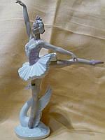 """""""Балерина"""" фарфоровая статуэтка - фигурка итальянской компании Pavone JP-27/ 6, 30 сантиметров высота"""