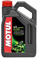 Масло моторное для мотоцикла Motul 5100 4T SAE 10W30 (4L)