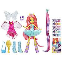 My Little Pony   Deluxe  Девочки Эквестрии Флаттершай