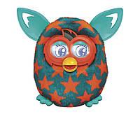 Furby Boom (Orange Stars Оранжевые звезды) Интерактивный питомец Ферби Бум ОРИГИНАЛ