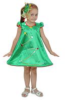 Карнавальный костюм детский Елка - Елочка 9115