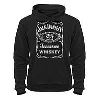 Мужская толстовка Jack Daniel's | Джек Дэниэлс |