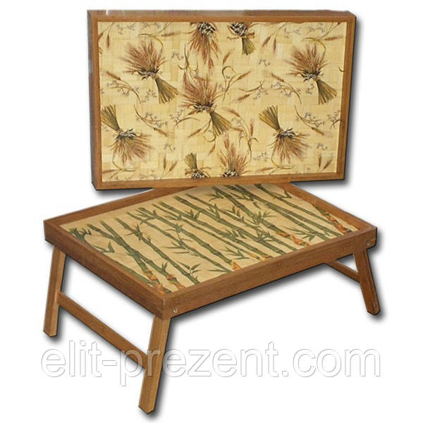 Столик на кровать для завтрака