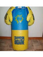 Груша боксерская большая детская