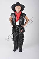 Карнавальный костюм Ковбоя Ковбой (+ шляпа под кожу)