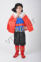 Карнавальный костюм Кот в сапогах (мягкая шляпа)