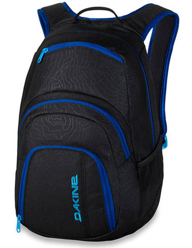 Мужской рюкзак для ноутбука Dakine Campus 25L Glacier 610934866599 черный