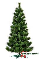 Сосна искусственная натурально - зеленая 2,3 м. макси плюс.
