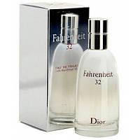 Christian Dior FAHRENHEIT 32 edt 100ml for men