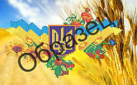 Схема для вышивки бисером  «Наша Украина»