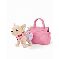 Собачка в сумочке Розовая фантазия Chi Chi Love Simba 5895105