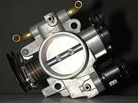 Патрубок дроссельный, дроссель диаметр 56 мм. ВАЗ 2110, ВАЗ 2111, ВАЗ 2112