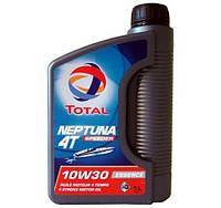 Масла для лодочных моторов Total Neptuna 4T 1л