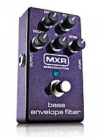 Педаль для бас-гитары  DUNLOP MXR M82  bass Envelope filter