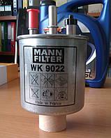 Фильтр топливный дизель 09-> MANN-FILTER, WK 9022 1.5-2.0-3.0 DCI Kangoo II /Laguna III / Latitude / Twingo II