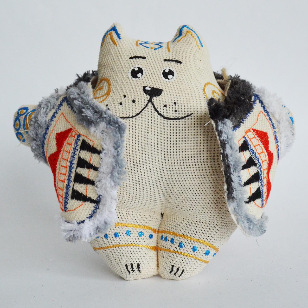 Кот талисман своими руками 471